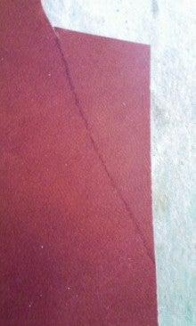 ハンドメイドの革製品【Shin】のブログ-傷
