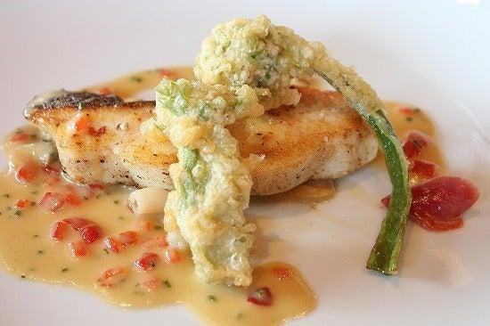 ヒーちゃんの美味しく頂きます日記-お魚のエチュヴェ