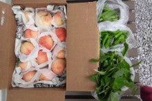 62歳からの「ヨガ講師への路」-友達から届いた無農薬野菜