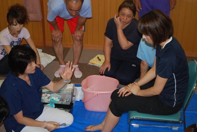 庄内余目病院のブログ-実践1