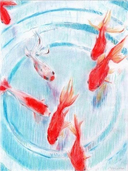 金魚 イラストの画像 - BIGLOBE ... : 日本地図の絵 : 日本