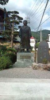 miyamaodamakiのブログ-木村岳風像