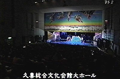Ghost and Suzy (ロカビリー系プロダンサー)NHK-BS2「オールディーズがやって来る」