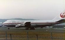 事故機のJA8119