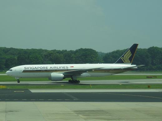 シンガポール航空1