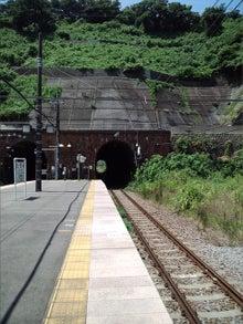 鉄道とギャンブルの広場-田浦駅