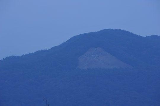 そうだった、京都に行こう(京都写真集)-送り火1