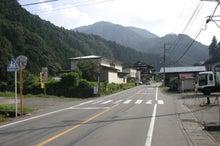 道志村『隠れ家的』ブログ-国道入口