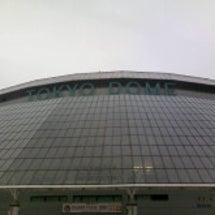 東京ド—ム