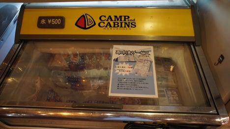 初めてのオートキャンプ!子供と一緒にキャンプに行こう!-保冷剤、再凍結サービス