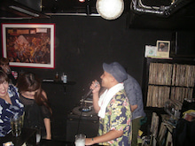 $dining bar SCUBA<スキューバ>@幡ヶ谷