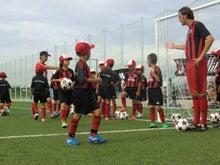 $欧州サッカークラブとの仕事を語るブログ-ミランキャンプ
