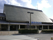 夫婦世界旅行-妻編-橿原駅
