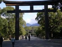 夫婦世界旅行-妻編-橿原神宮7