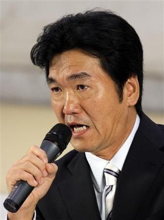 $気になるあの言葉・あのニュース!大辞典-島田紳助 引退記者会見で涙1