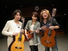 $The Other Side of 『野村義男ギタースタジオ 匠~たくみ~』-沖仁さん
