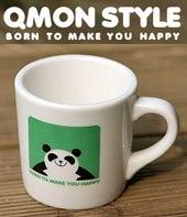 メリーゴーランド森商店のブログ-smile panda cup