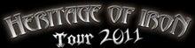 $雑音にしか聴こえない音楽~命を削って聴け!~デス、グラインド、ノイズ、スラッシュ~-HERITAGE OF IRON Tour 2011