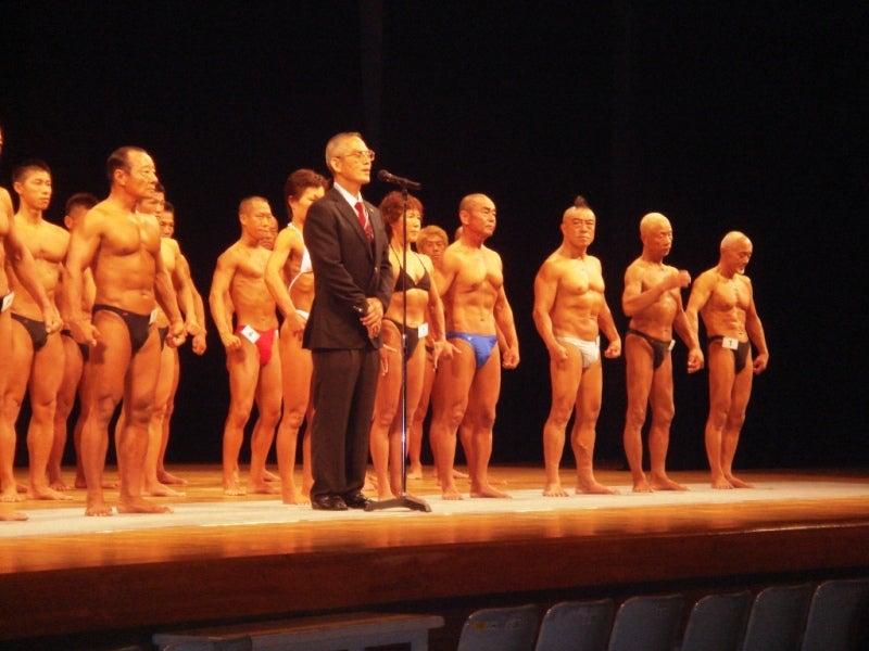第49回男子静岡県ボディビル選手権大会 | ゴールドジムブログ ...
