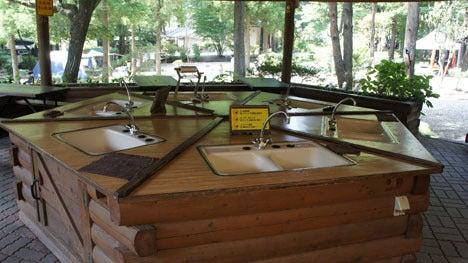 初めてのオートキャンプ!子供と一緒にキャンプに行こう!-キャンプ・アンド・キャビンズ那須高原設備レポート4
