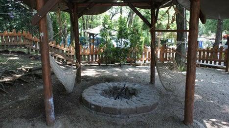 初めてのオートキャンプ!子供と一緒にキャンプに行こう!-キャンプ・アンド・キャビンズ、サイトレポート5