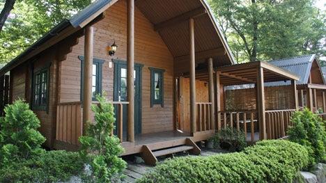初めてのオートキャンプ!子供と一緒にキャンプに行こう!-キャンプ・アンド・キャビンズ、サイトレポート12