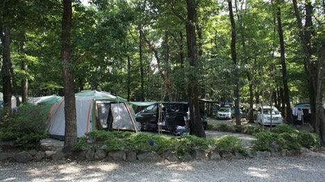 初めてのオートキャンプ!子供と一緒にキャンプに行こう!-キャンプ・アンド・キャビンズ、サイトレポート7