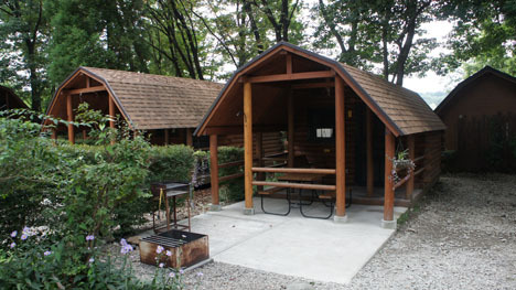 初めてのオートキャンプ!子供と一緒にキャンプに行こう!-キャンプ・アンド・キャビンズ、サイトレポート11