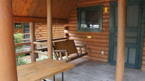 初めてのオートキャンプ!子供と一緒にキャンプに行こう!-キャンプ・アンド・キャビンズ、サイトレポート14