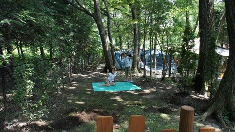 初めてのオートキャンプ!子供と一緒にキャンプに行こう!-キャンプ・アンド・キャビンズ、サイトレポート4