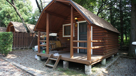 初めてのオートキャンプ!子供と一緒にキャンプに行こう!-キャンプ・アンド・キャビンズ、サイトレポート10