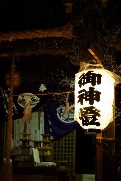 撮るの楽しやマニュアルフォーカス-蛭子神社祭