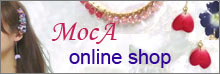 【MocA】 handmade accessory-MocA