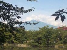 津軽徒然-本日の岩木山