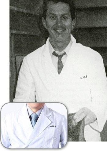 $歪んだものほど美しい-東京医科大学 白衣