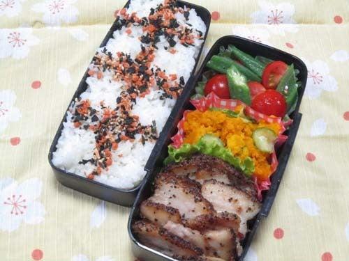 韓国料理サランヘヨ♪ I Love Korean Food-燻製サムギョプサル