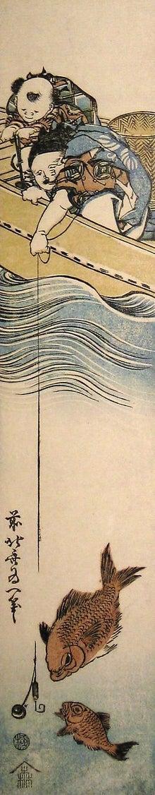 浮き釣りの原点回帰~時は末政・心は元禄、釣り人が遊ぶ詩小説とプチ哲学~