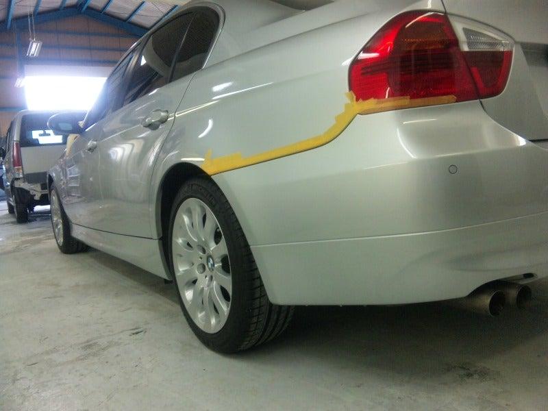京都の女職人が書く車のブログ☆★-BMW コーティング