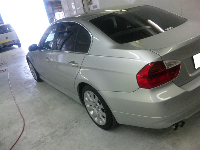 京都の女職人が書く車のブログ☆★-BMW セダン