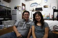 $Grouper boysのブログ-川原夫妻