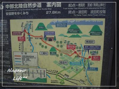 Nagano Life**-案内図