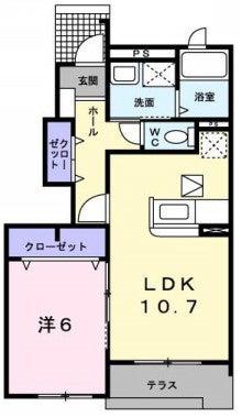 株式会社ライフィット社長~与田稔~のブログ!!-間取り1