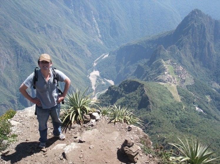 LA BODEGA PERUANA-マチュピチュ山中腹より