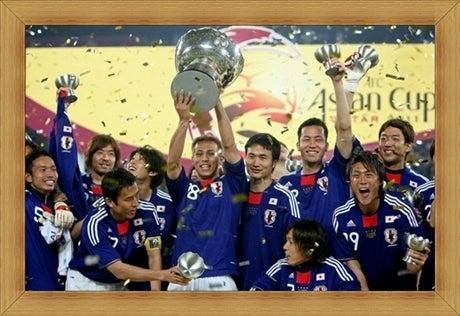 ラビの欧州サッカーと日本代表観戦