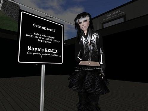 Maya's style / Second Life Fashion-久々のログイン
