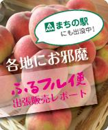 $ふくしま・ふるさとフルーツ便のブログ-出張販売バナー