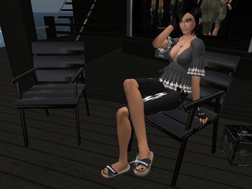 Maya's style / Second Life Fashion-使用例です