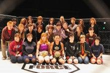 女子金網総合格闘技『VALKYRIE』-2010.11.28