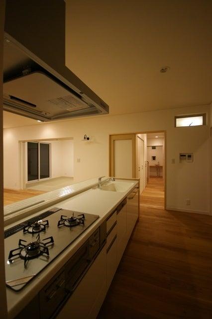 徳島県で家を建てるならサーロジック-キッチン ガスレンジ