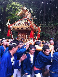 $ワークライフバランス 大田区の女性社長日記-お祭り